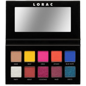 LORAC Neon Lights PRO Pressed Pigments Palette