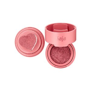 Kaja Cheeky Stamp Blendable Blush 02 Saucy - dusty mauve