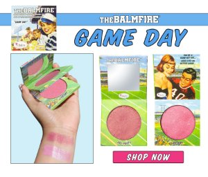 theBalm Fire® GAME DAY Highlighting Shadow/Blush Duo