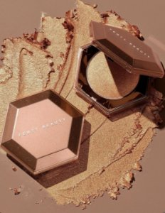FENTY BEAUTY DIAMOND BOMB ALL-OVER DIAMOND VEIL Cognac Candy ILUMINADOR 8g