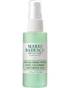 MARIO BADESCU facial spray with ALOE, CUCUMBER AND GREEN TEA 59ml