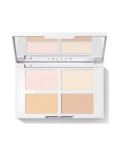 jaclyn cosmetics face it all brightening & setting palette FAIR TO LIGHT