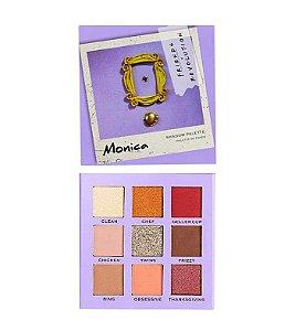 Makeup Revolution X Friends Palette - Monica