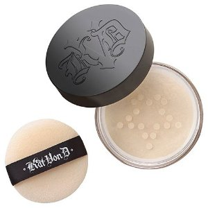 Kat Von D MINI Pó Lock It Setting Powder TRANSLUCENT 5,4g