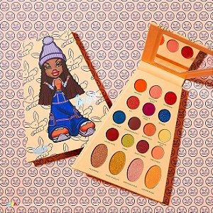 Revolution x Bratz Doll Palette Sasha paleta de sombras