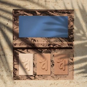 ALAMAR COSMETICS Brighten & Bronze Complexion Trio - Fair/Light