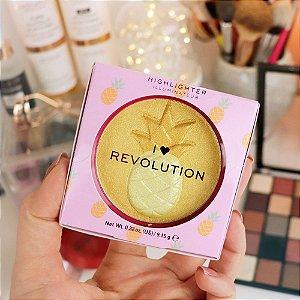 Revolution Beauty Fruity Highlighter Pineapple