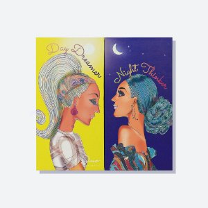 KARA DUO DAY DREAMER NIGHT THINKER Paleta de Sombras