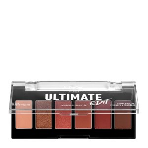 NYX Ultimate Edit Petite Shadow Palette Warm Neutral