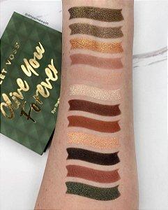 Violet Voss Cosmetics Olive You Forever paleta de sombras
