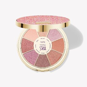 TARTE Rainforest of the Sea sizzle PALETA DE SOMBRAS
