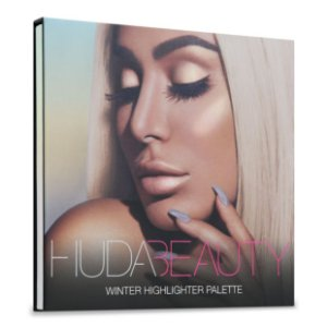 Huda 3D Highlighter Palette - WINTER SOLSTICE
