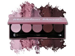 Dose Of Colors MARVELOUS MAUVES PALETA DE SOMBRAS