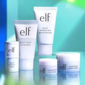 elf JET SET HYDRATION KIT 5 mini