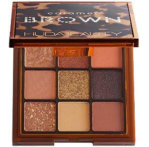 HUDA BEAUTY Brown Obsessions Caramel paleta de sombras