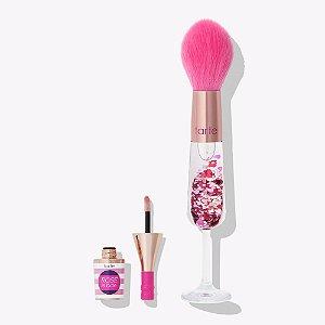 TARTE rosé is bae lip gloss & brush set