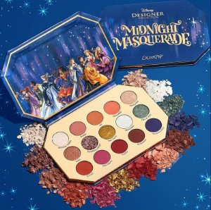 COLOURPOP midnight masquerade Paleta de Sombras