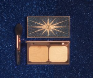CHARLOTTE TILBURY Limited Edition Filmstar Bronze and Glow Set LIGHT/MEDIUM