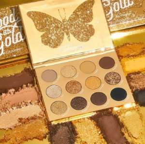COLOURPOP good as gold PALETA DE SOMBRAS
