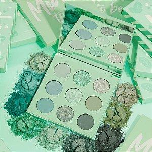 Colourpop mint to be Paleta de Sombras