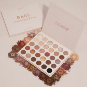Colourpop bare necessities Paleta de Sombras