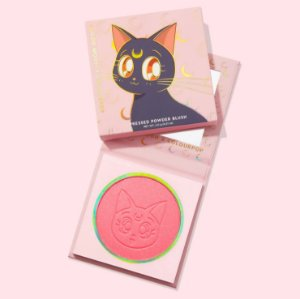 Colourpop SAILOR MOON cat's eye pressed powder blush