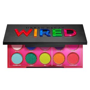 Urban Decay WIRED PALETA DE SOMBRAS