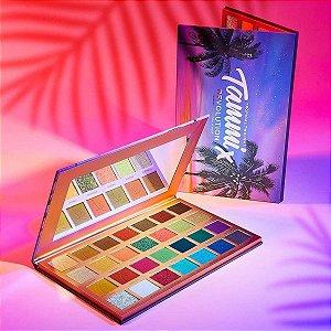 Makeup Revolution X Tammi Tropical Twilight Paleta de Sombras