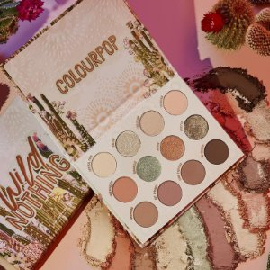 COLOURPOP wild nothing Paleta de Sombras