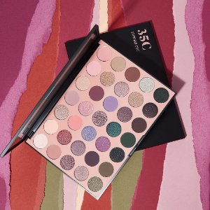 morphe 35c everyday chic paleta de sombras