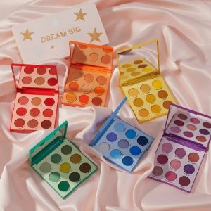 COLOURPOP DREAM BIG (KIT COM 6 PALETAS DE SOMBRAS)