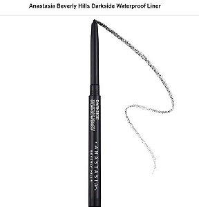 Anastasia Beverly Hills Darkside Waterproof Liner lápis retrátil à prova d'agua preto