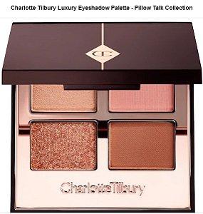 Charlotte Tilbury Luxury Pillow Talk Collection paleta de sombras