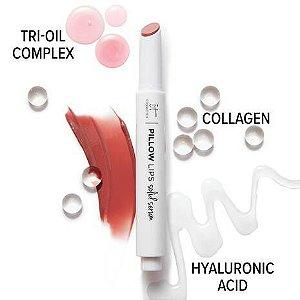 IT Cosmetics Pillow Lips Solid Serum Lip Gloss MOMENT - red wine