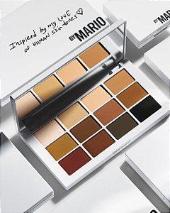 MAKEUP BY MARIO Master Mattes paleta de sombras