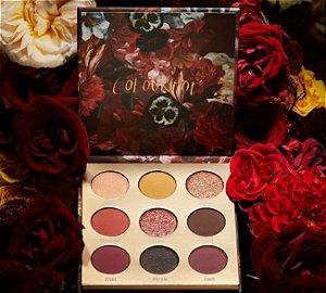 colourpop ornate paleta de sombras