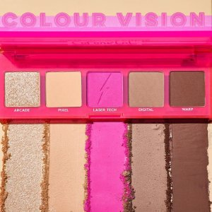 COLOURPOP colour vision paleta de sombras