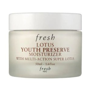 fresh Lotus YOUTH PRESERVE MOISTURIZER 50ml ( indicado para peles maduras )