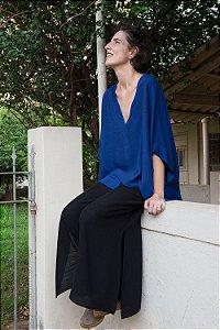 Blusa Soft Decote V Anil