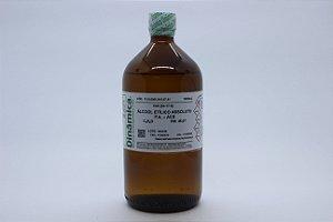 ALCOOL ETILICO ABSOLUTO 99,8% 1L