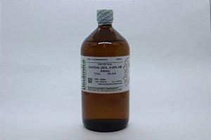SOLUCAO GLIOXAL 40% EM AGUA 1L