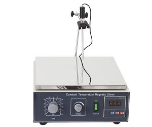 AGITADOR MAGNETICO COM AQUECIMENTO 10L 2400RPM 110V 30X30CM