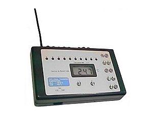 TERMOMETRO DIGITAL -40+700ºC PARA ATE 10 SONDAS TIPO J 1MT