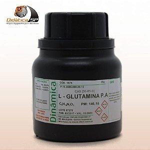 GLUTAMINA-L 25G