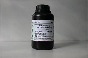 SULFATO DE NIQUEL OSO 6H2O PA 500G