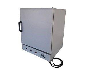 ESTUFA PARA ESTERILIZACAO E SECAGEM DIGITAL 40L EM ACO CARBONO COM INTERIOR EM INOX 220V