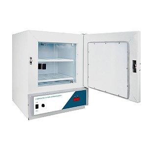 ESTUFA PARA CULTURA BACTERIOLOGICA DIGITAL 150L EM ACO CARBONO INTERIOR EM INOX