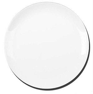Prato Raso 27cm Blanc 5545 - Nadir - Cx com 12 und - Branco
