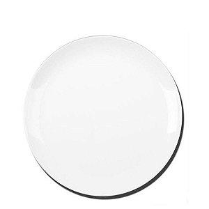 Prato Sobremesa 19cm Blanc 5345 - Nadir - Cx com 24 und