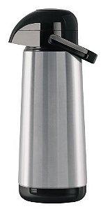 Garrafa Térmica Lumina 1,8l Pressão Inox - Termolar